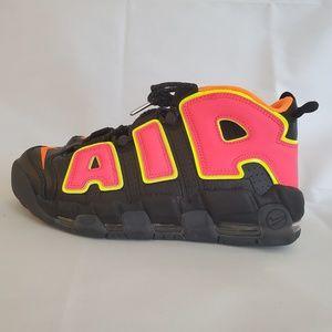 Nike Air More Uptempo Hot Punch Women's Medium Wid